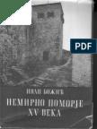 138858485 Ivan Bozic Nemirno Pomorje XV Vijeka