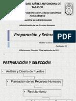 2.PREPARACIÓN Y SELECCIÓN