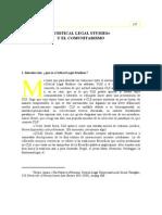 Critical Legal Studies y el comunitarismo - Pérez Lledó.pdf