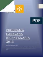Caravana Bicentenaria Perú_Jose de la Rosa Vidal_ Presidente_turismo Vivencial_ Coach_ lider_