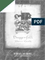 DAGGERFALL Manual.pdf