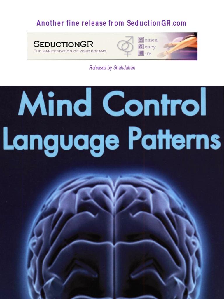 Dantalion Jones - J. K. Ellis-Mind Control Language Patterns-Mind ...