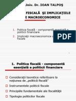 145049935 Politica Fiscala