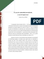 Os Sons Da Continuidade Intensificada o Caso de Sergio Leone - Rodrigo Carreiro