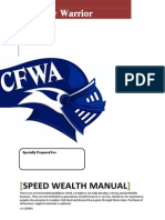 Speed Wealth Manual