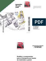 Manual Rulmeca Rodillos Fajas Transportadoras
