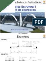 lista de exercícios - análise I