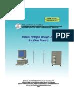 10. Menginstalasi Perangkat Jaringan Lokal (LAN)