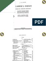 Skarbnica wiedzy - podręcznik chemiczno-techniczny