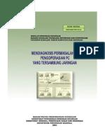 11. Mendiagnosis Permasalahan Pengoperasian PC yang Tersambung Jaringan