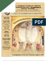 August 2, 2009 Bulletin