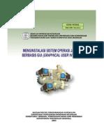 13. Menginstalasi Sistem Operasi Jaringan Berbasis GUI