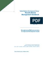 Undg Rbm Handbook