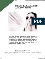 ORACION PARA LA SALVACION DADA POR JESUS.pdf