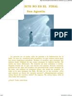 LA MUERTE NO ES EL FINAL - SAN AGUSTIN.pdf