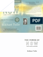 Eckhart Tolle - ebook - The PThe Power of Nowwer of Now (complete).pdf