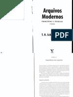 Theodore Schellenberg - Arquivos Modernos
