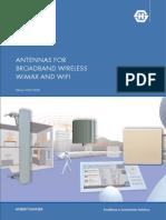 Antennas WiFi WiMAX