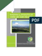 Realidades y prospectiva del Valle de San Nicolás