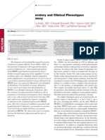 2012_Genotype and Laboratory and Clinical Phenotypes of Protein s Deficiency