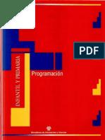 Programación Infantil y Primaria