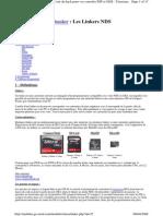 Nintendo DS - Dossier Linkers