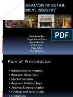 Demand Analysis - Retail Garment Industry.ppt