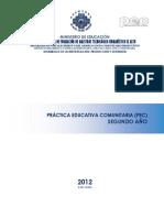 Practica Educativa 2º AÑO 2012