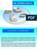 Impresoras, P. Font