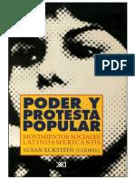 Poder y Protesta Popular Movimientos Sociales Latinoamericanos - Varios Autores