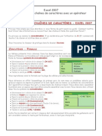 Concatener Assembler Texte