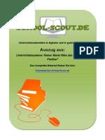 52219 Der Panther Von Rainer Maria Rilke - Unterrichtsbausteine.1-Vorschau Als PDF