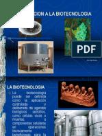 1 Introduccion-A-la-biotecnologia Julio 2013 Primera Clase