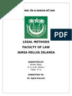 Legal Methods.doc