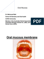 8- Oral Mucosa (Practical)