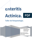 Entiritis actinica