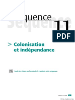Colonisation et indépendance
