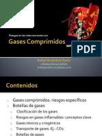 Gases Comprimidos Riesgos