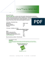 ColaTeric MSC-NA