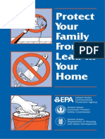 EPA Protect Your Family From Lead in Your Home