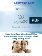 The AgeLOC Discovery