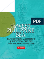 UP Primer on the West Philippine Sea April 2013