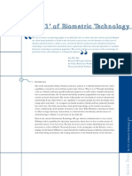 123 of biometrics technology