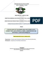 Formation GPS Etrex 20 Et HCx