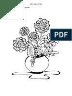 0 Fisa de Lucru Vaza Cu Flori