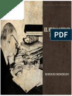 El Humanismo de Marx - Rodolfo Mondolfo
