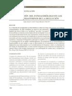 Intrvencion Fono en Deglucion