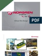 Virtual Die Design