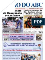 Jornal União do ABC - Edição 67