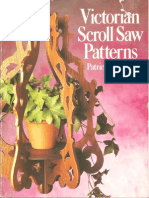 Victorian Scroll Saw Patterns